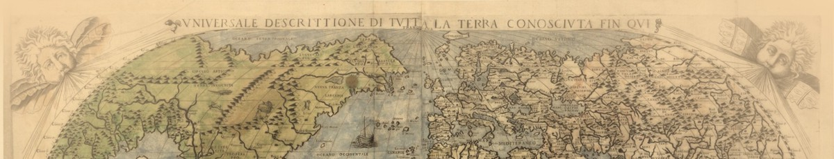 1565 Paolo Forlani map