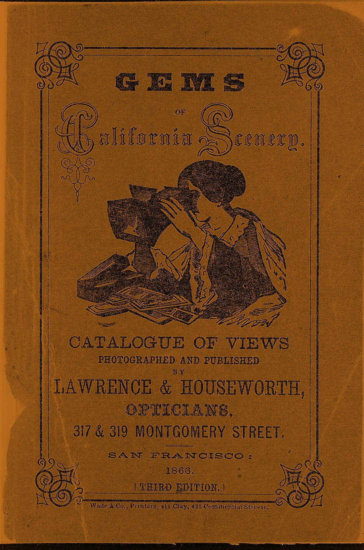1866 gems of California