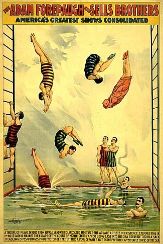 1898 pearl divers