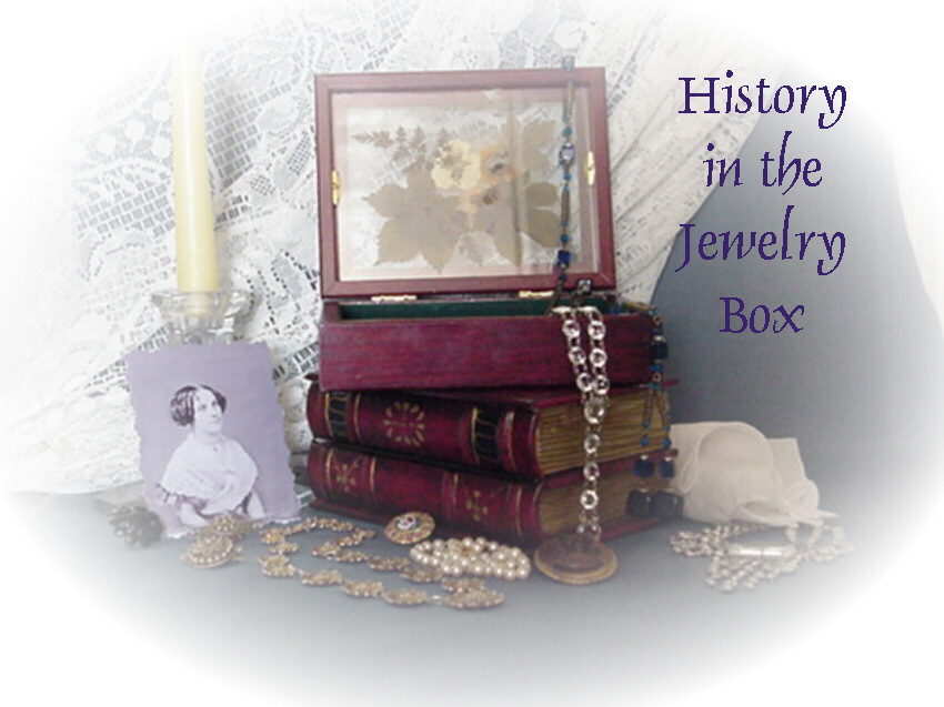 History in the jewelry box