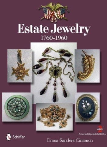 Estate Jewelry, 1760 to 1960