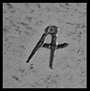 Gorham date symbol 1908