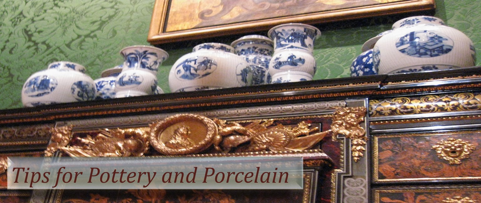 Getty Museum pottery
